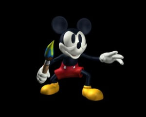 Disney Epic Mickey Coming to Play with You