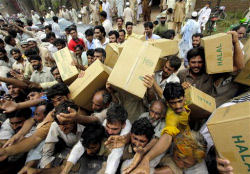 UNICEF Appeals for Disaster Relief in Pakistan