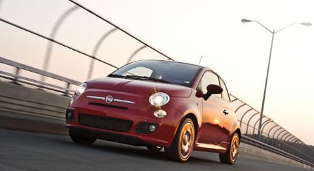 Born in Italy, Tailored for America: Fiat 500