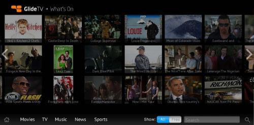What's On Guide Offers New Fun for Internet TV