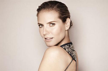 Coty Ropes in Supermodel Heidi Klum for Astor