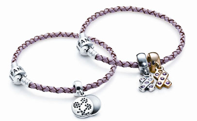 Pandora Bracelet for Women Fighting Breast Cancer