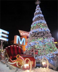 Holiday Hijinks to Begin at Universal CityWalk