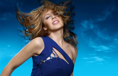 Kylie Minogue for Macy's Thanksgiving Day Parade