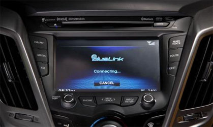 Hyundai Launches Blue Link Telematics Platform