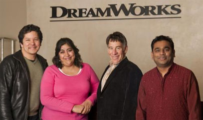 DreamWorks to Capture Monkeys of Bollywood