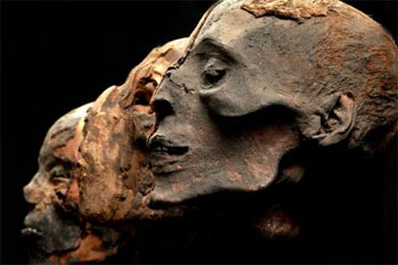 Mummies of the World Worried on Crisis in Egypt