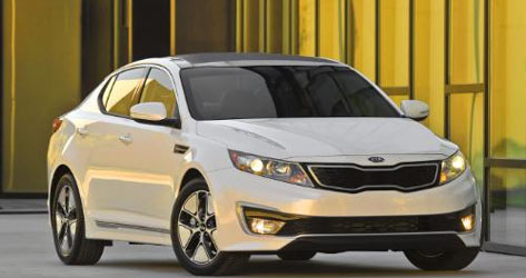 Pricing Announced for Kia Hybrid Vehicle