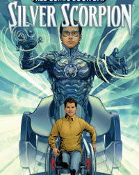 Meet the Disabled Superhero: Silver Scorpion