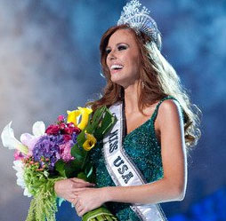 Alyssa Campanella Crowned Miss USA 2011