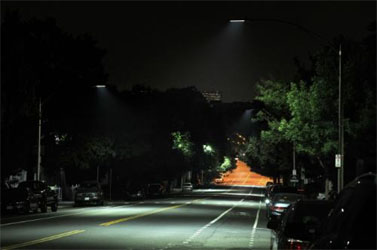 New Energy-Efficient Street Lights to Save Costs
