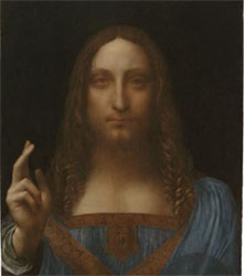 Leonardo da Vinci Painting of Year 1500 Discovered?