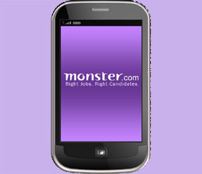 Jobs under Your Thumb as Monster Goes Mobile