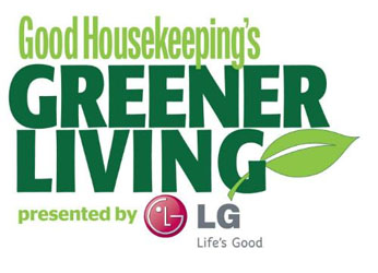 LG on Greener Living Tour with Good Housekeeping