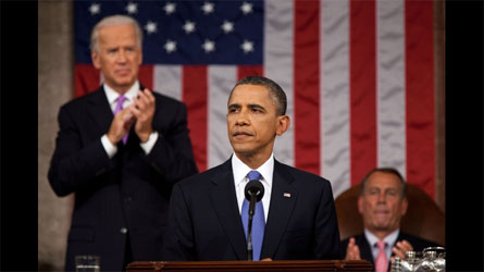 Obama's Ratings Drop Before State of the Union Address
