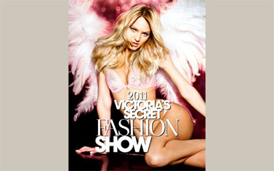 The Victoria's Secret Fashion Show on CBS