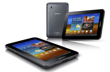 Home Entertainment with Samsung Galaxy Tab