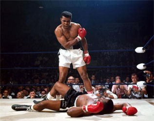 When Muhammad Ali Knocked Out Sonny Liston