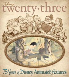 Disney D23 Pays Tribute to Feature Animated Films