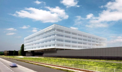 Hyundai's New U.S. Headquarters Building
