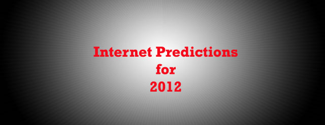 S&P Issues 12 Internet Predictions for 2012
