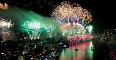 Tourism Australia Using Social Media for New Year