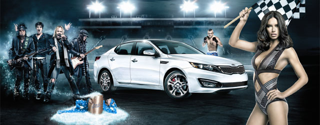 Kia Super Bowl Commercial to Drive the Dream