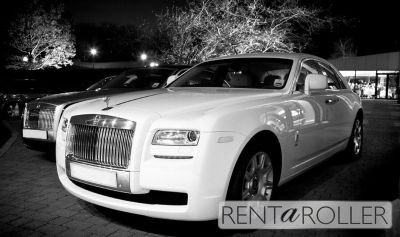 Is Rolls Royce Ghost Your Wedding Car?