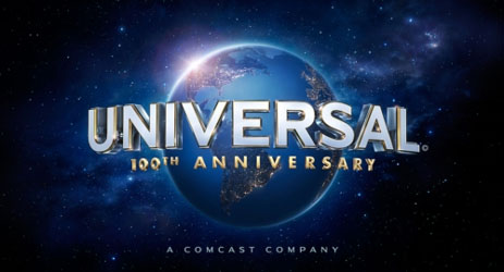 Universal Getting Ready for its 100th Anniversary