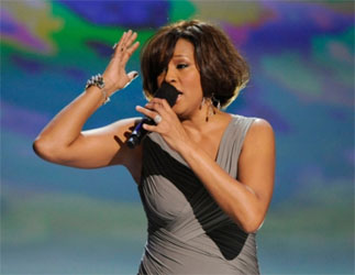 Live Coverage of Whitney Houston's Funeral Services