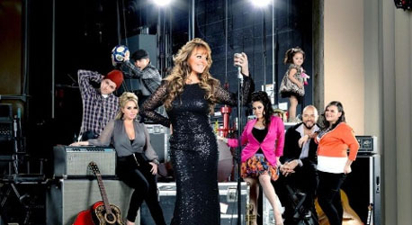Hispanic Reality Series 'I Love Jenni' on mun2