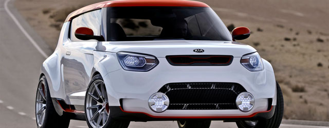 Kia Track'ster Unveiled at Chicago Auto Show
