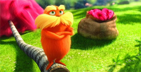 Dr. Seuss' The Lorax Entering IMAX Theatres
