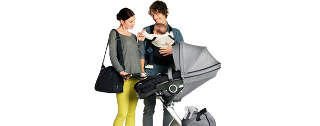 Stokke Baby Carrier to Grow with Your Child