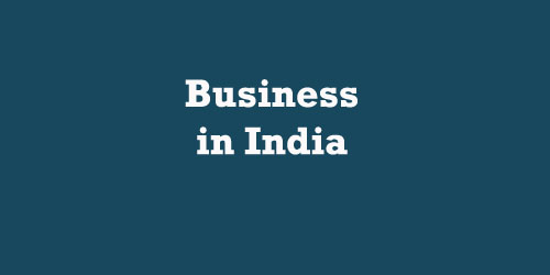 How to Do Business in Crowded India