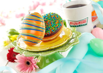 Krispy Kreme's HOP Movie-Inspired Doughnuts