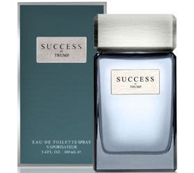 Success by Trump: New Fragrance for Men