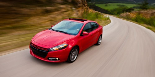 Chrysler Plans to Roll Out the Dodge Dart