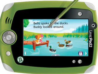 LeapFrog's Edutainment Devices for Kids
