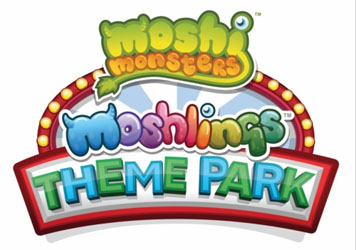 Moshi Monsters Enter Moshlings Theme Park