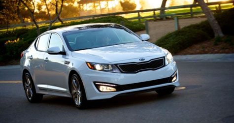 Kia Rolls Out Optima SX Limited