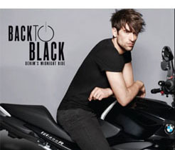 BMW Motorcycles for Fall Fashion Campaign