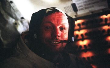 Moon Walker Neil Armstrong Passes Away