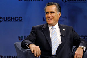 Mitt Romney to Address Hispanic Businesses
