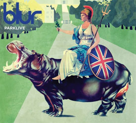 Blur: Parklive to be Released as Digital Album