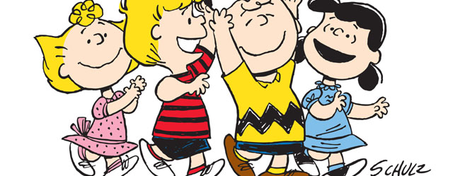Charles Schulz's Peanuts to Hit Theaters