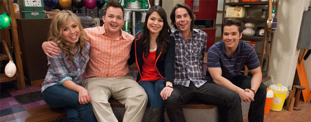 Comedy iCarly to Conclude Its Five-season Run