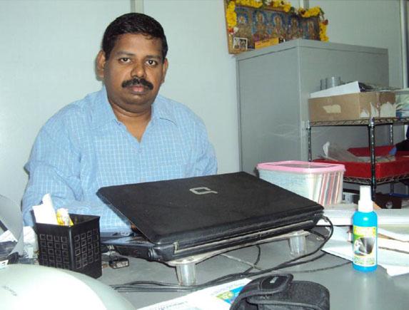 S. Saravanakumar