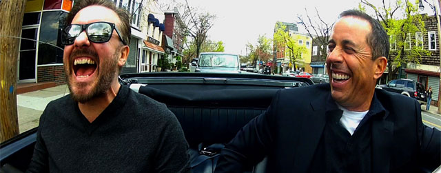 Look, Comedians in Cars Getting Coffee