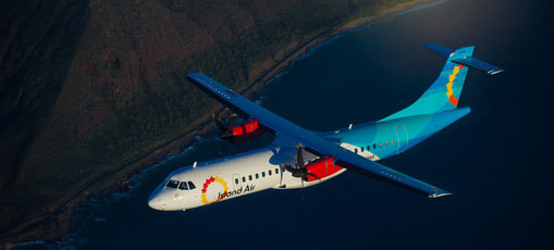 Larry Ellison of Oracle Buys Island Air